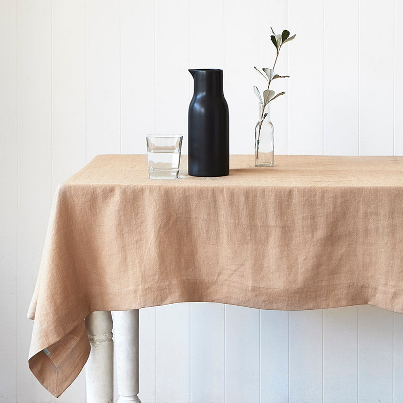 Almond Table Cloth
