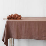 Chocolate Table Cloth