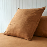 Mustard European Pillowcases