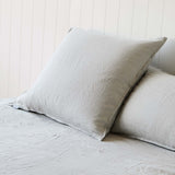 Manhattan Grey European Pillowcases