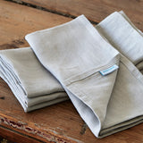 Manhattan Grey Napkins