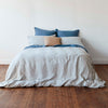 Manhattan Grey Quilt Cover