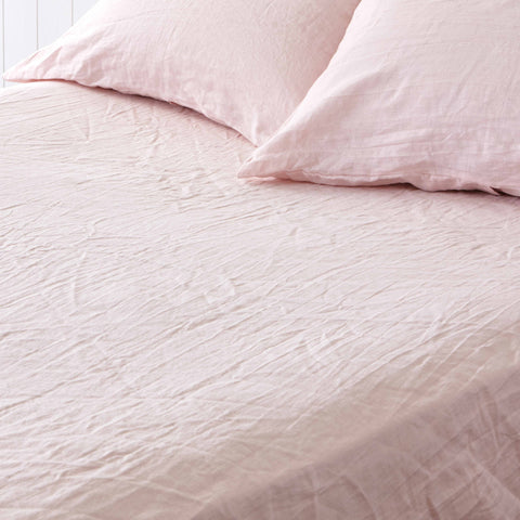 Powder Rose Quilt Cover