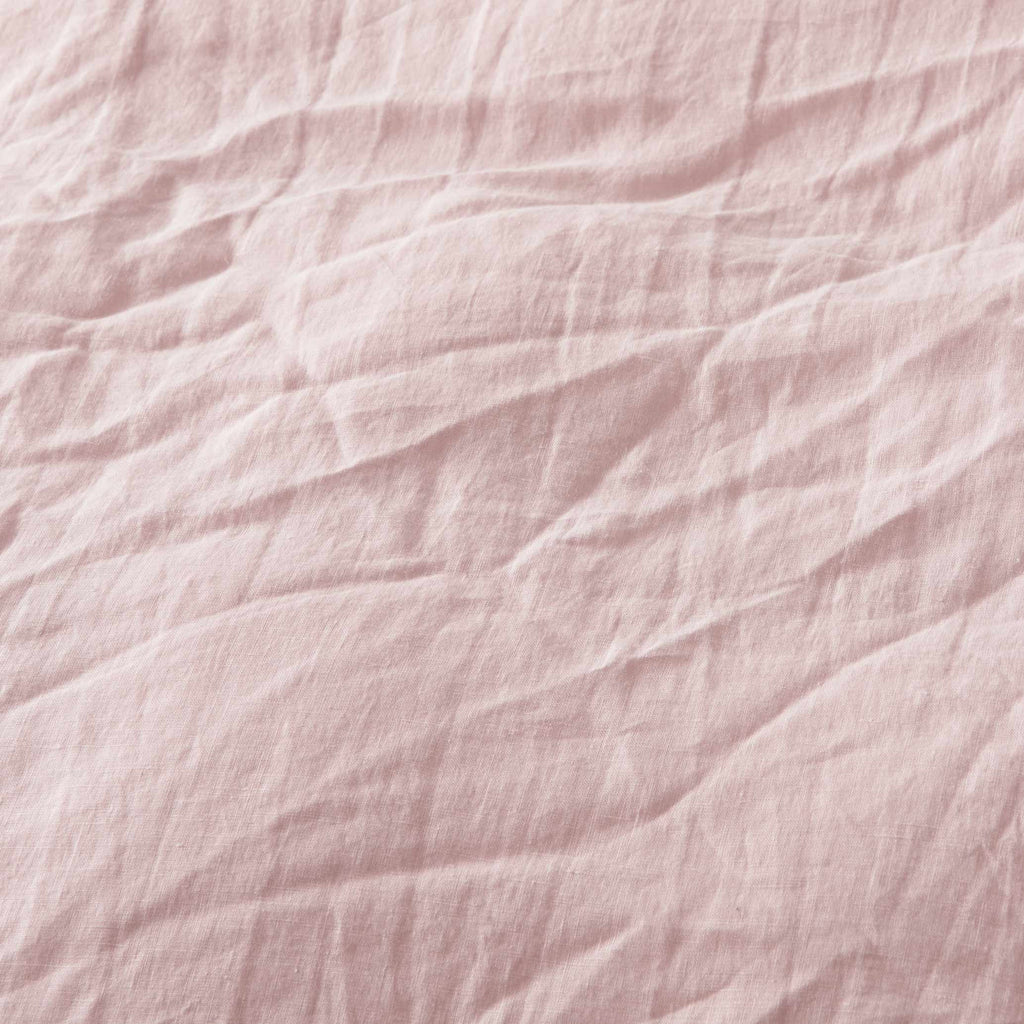 Powder Rose European Pillowcases