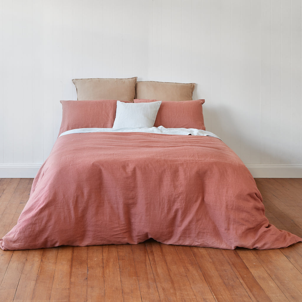 Red Dirt Quilt Cover