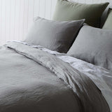 Storm Grey Quilt Cover