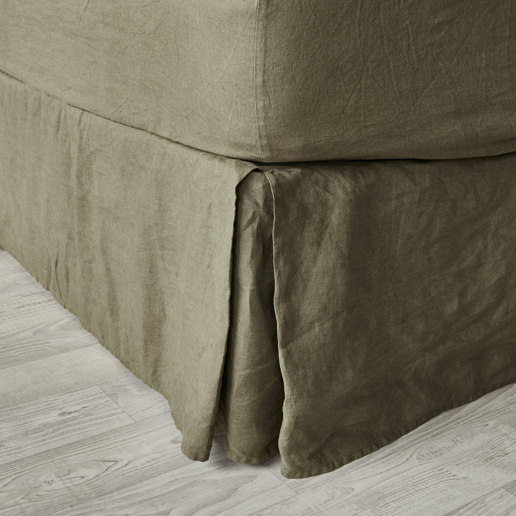 Army Green Valance