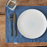 Vintage Denim Blue Placemats