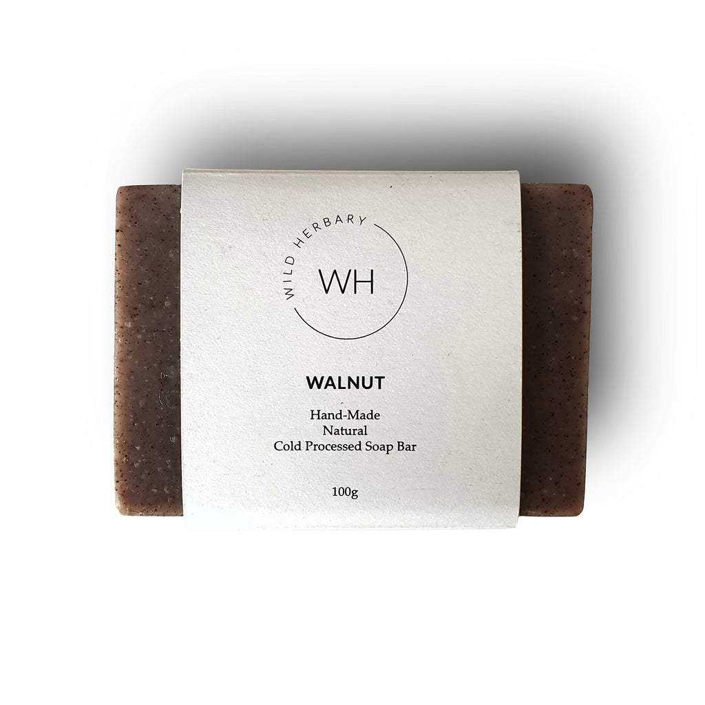 Walnut Soap Bar