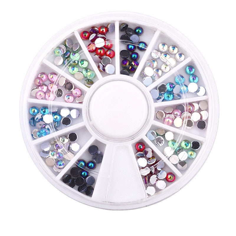 Swarovski Crystal Wheel