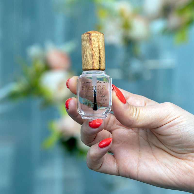 Lightning Top Coat - Sienna Nail Polish