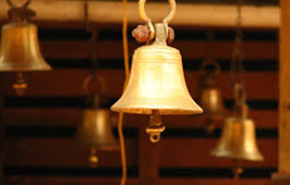 Bells in a altar