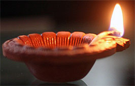 Why to light Diya