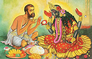 Kali and Ramakrishna