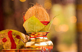Significance of Kalash in a Puja