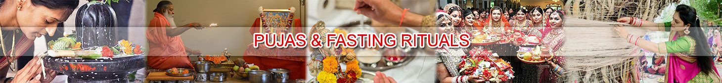 Pooja and Fasting Rituals