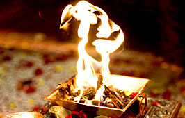 Science of Homam