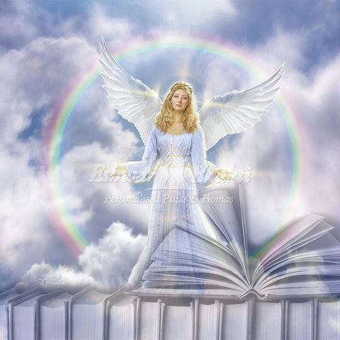 Online Angel readings