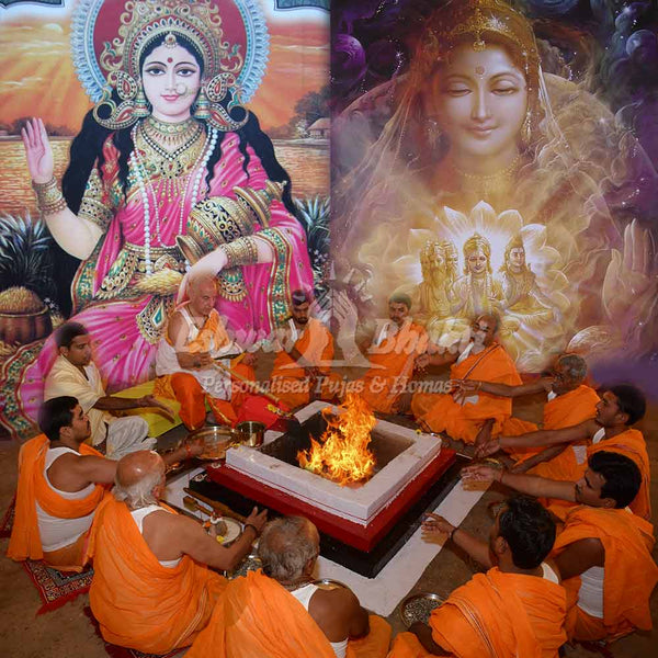 Bhumi Earth Puja Yagna
