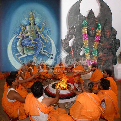 Chandra planet puja yagna