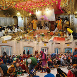Guru Granth Sahib Puja and Lunger