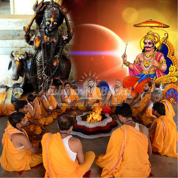 Shani Dosh Correction Puja