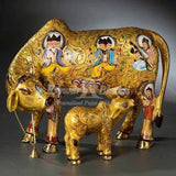 Silver and Gold Cow donation