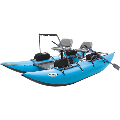 Outcast Fish Cat 4 Deluxe-LCS Float Tube