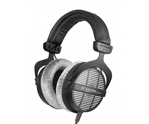 Beyerdynamic DT 990 Pro + INDIVIDUAL CALIBRATION (W/OUT SOFTWARE)
