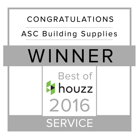 BEST OF HOUZZ WINNER FOR SERVICE