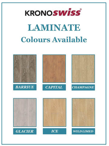 KronoSwiss Giant Collection - Barriue - 12mm Laminate - Price per square metre - $46.00