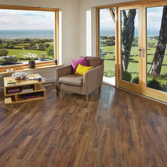 Vinyl Flooring - Blended Oak