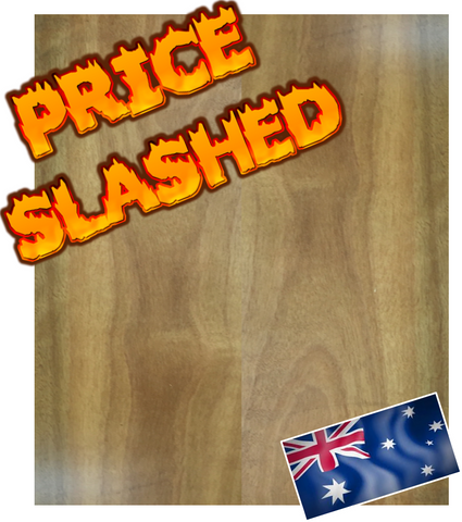 **PRICE SLASHED** EcoFloor - Australian Species - Spotted Gum - 14mm Engineered Timber - WAS $67.00 - NOW $59.00 per square metre