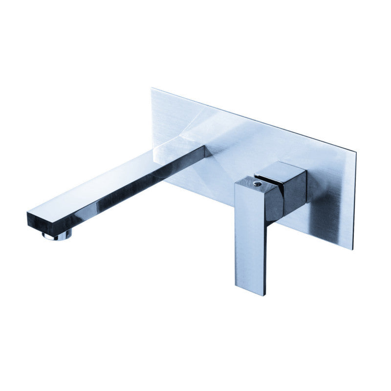 A-Line Basin Mixer Wall Tap