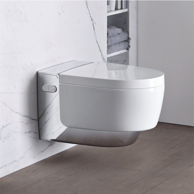 Gerberit AquaClean Mera Comfort Shower Toilet Chrome