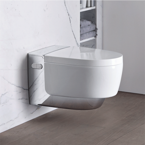 Geberit AquaClean Mera Comfort Douche wc Chroom