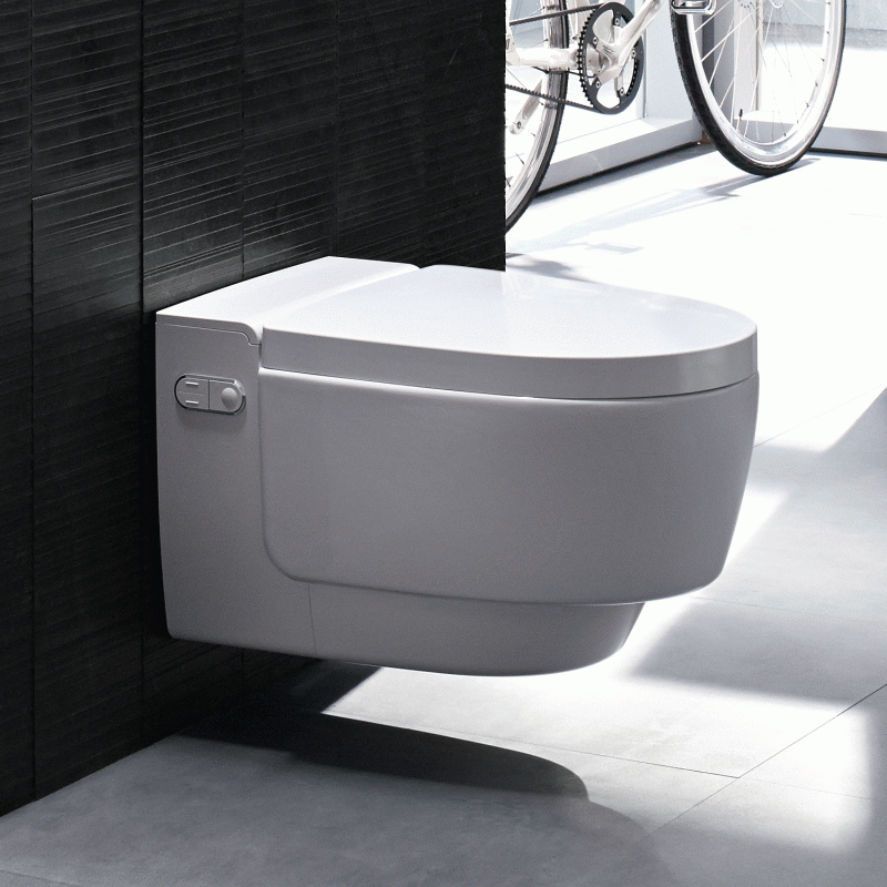 Gerberit AquaClean Mera Comfort Shower Toilet
