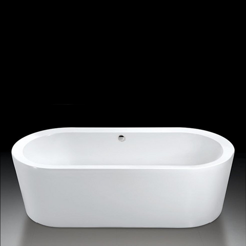 Design Free Standing Acrylic Bath 'Becoma'