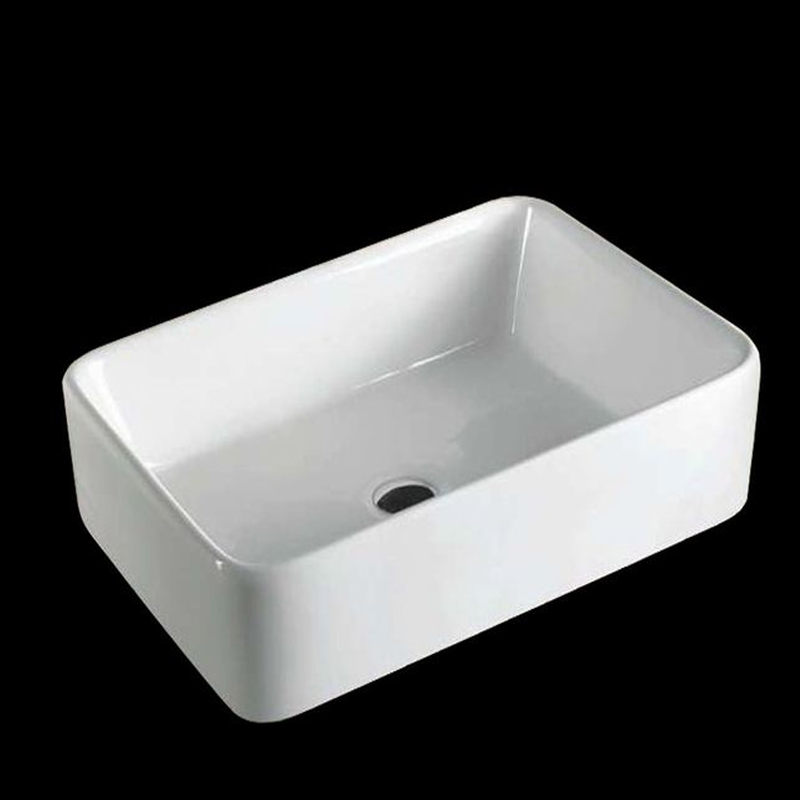 Ceramic sink Side