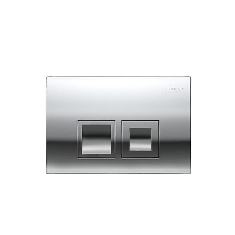 Geberit Delta 50 Flush Actuator Plate Gloss Chrome