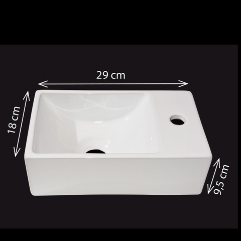 Fountain Ceramic sink 'Wonder'
