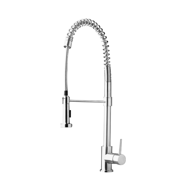 'XXL-Flex' Stainless Steel Kitchen Tap