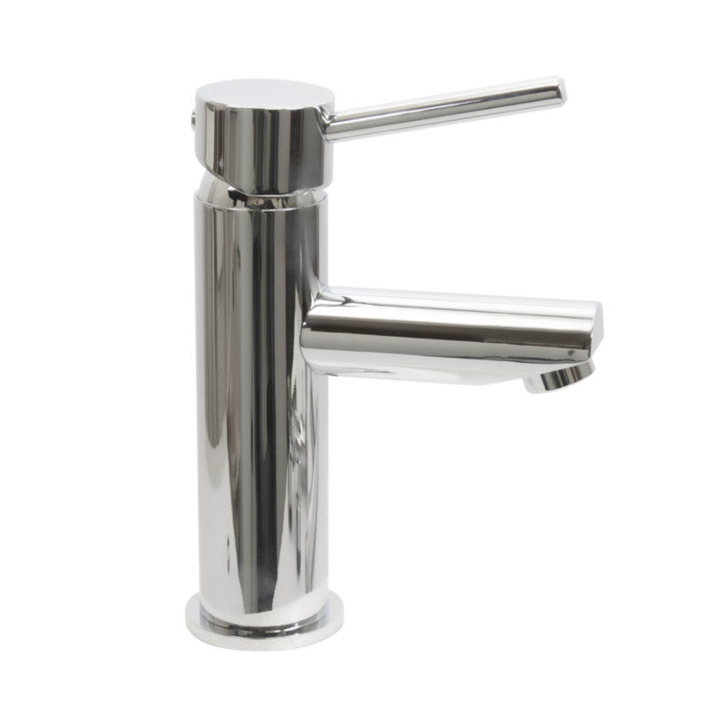 Maximal chrome mixer tap