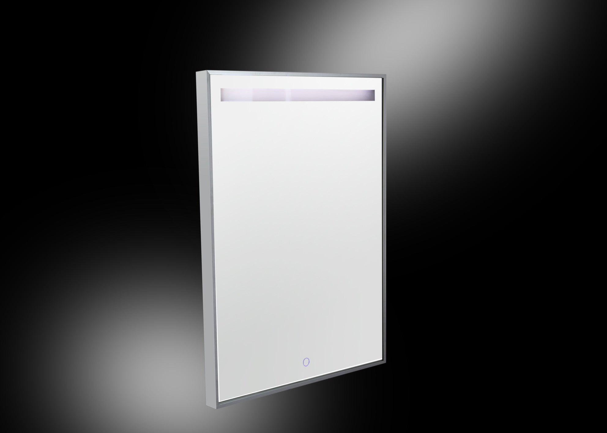 Miracle LED Mirror 60 x 80 cm Front
