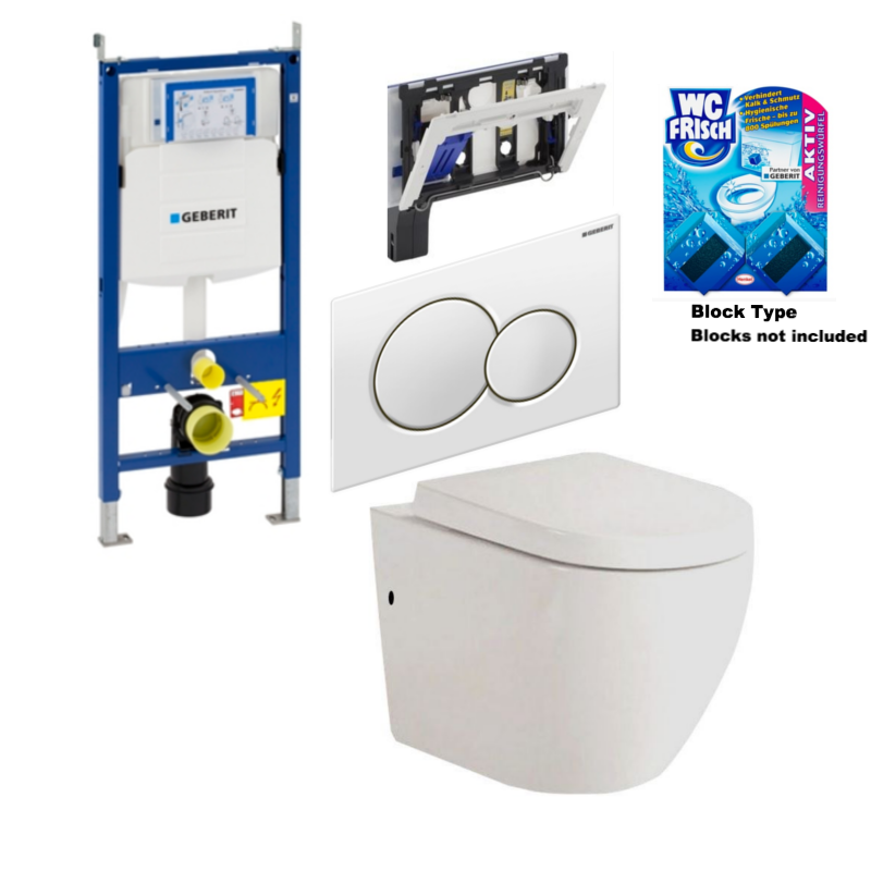 47ba92eacbf Geberit Deluxe One-Pack | Complete Toilet Set | 'New-Litza' –  Badkamerproducten.com