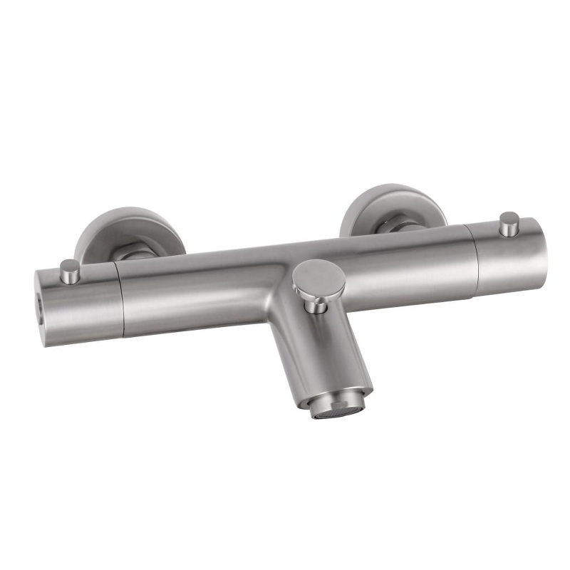 Ore High-Plus Stainless Thermostatic Bath Tap