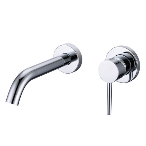 Otto Basin Mixer Wall Tap