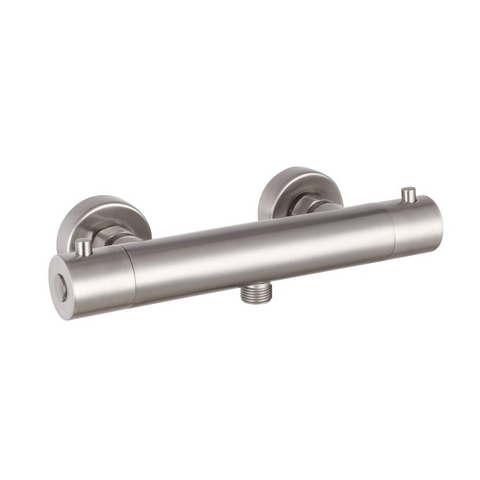 Ore 'Sign-Mo' Stainless Steel Thermostatic Shower Tap