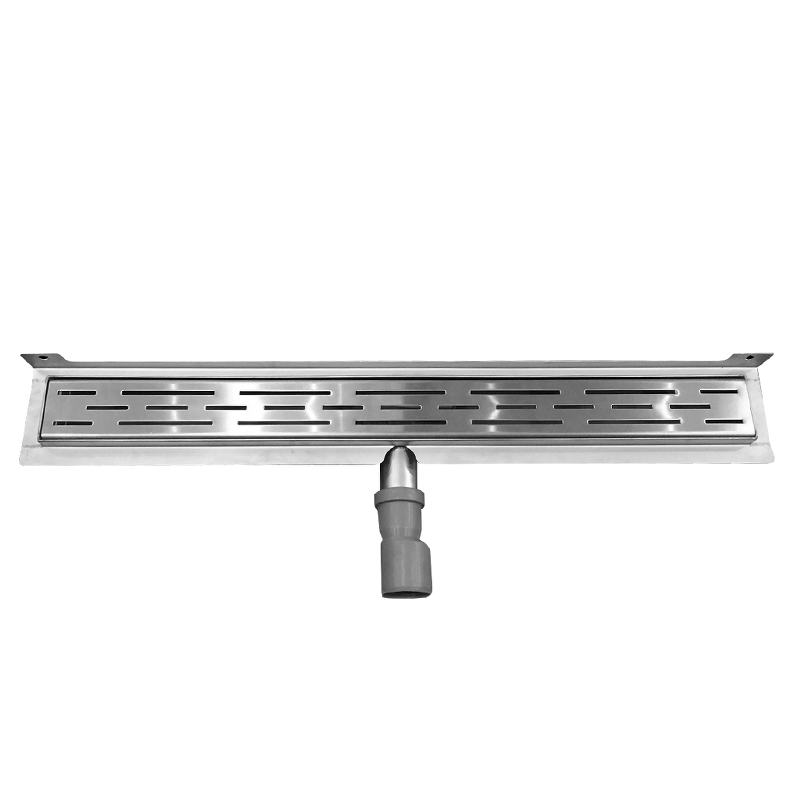 Stainless Steel shower drain with wall flange