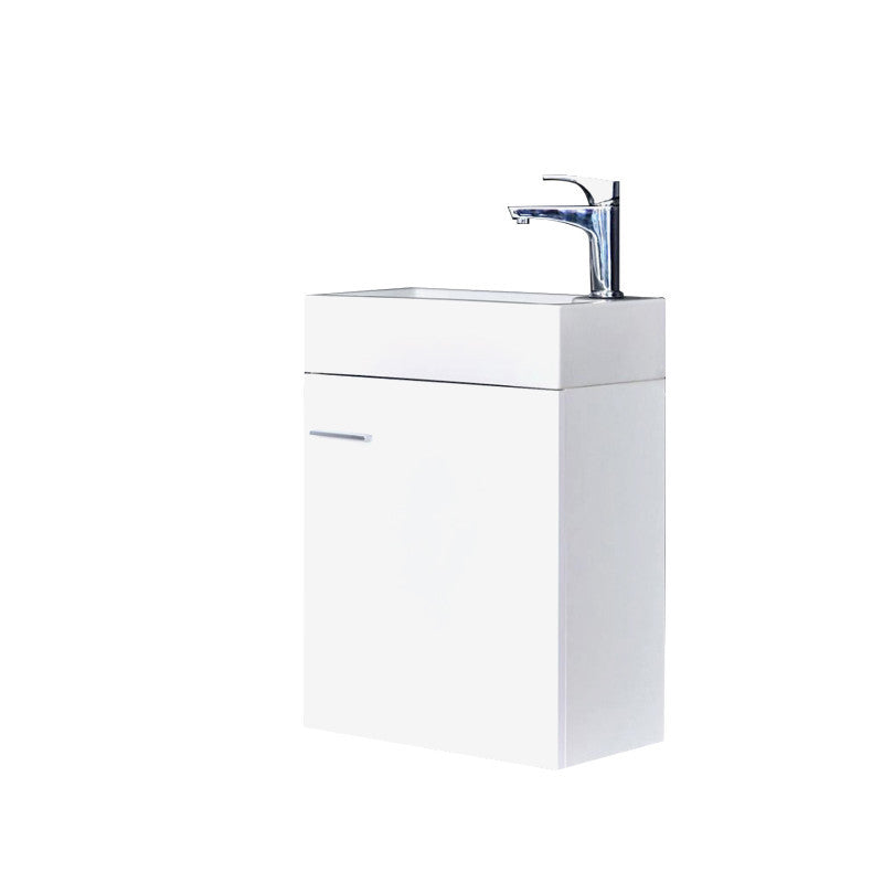 Wiko lavratory vanity and sink